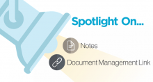 Spotlight on Notes and DML