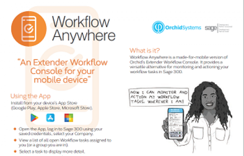 Workflow Anywhere Brochure
